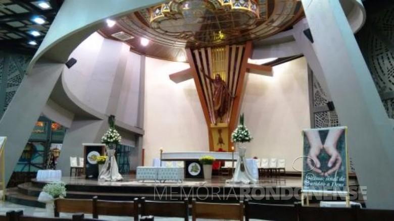 Interior da catedral com vistas para o altar. Imagem: Acervo Tripadvisor - FOTO 6 -