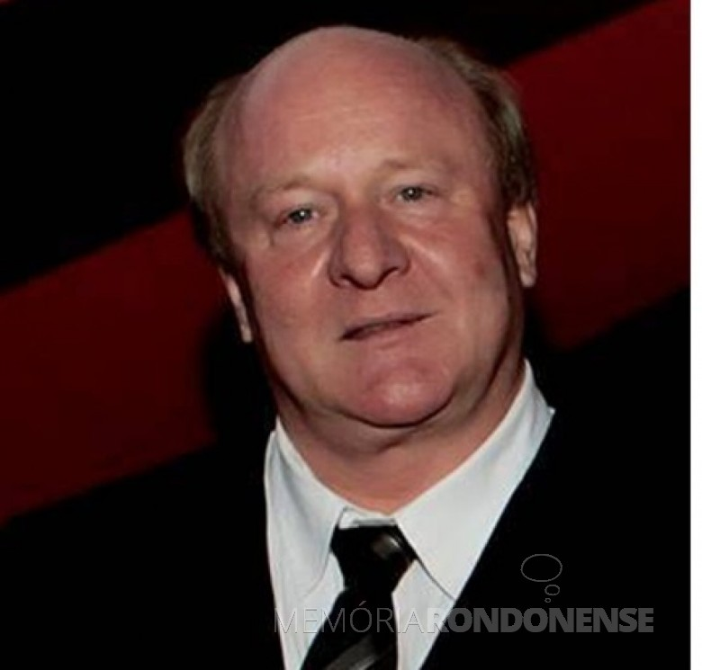 Professor Darci Limberger, falecido em 15 de setembro de 2014.  Imagem: Acervo O Presente - FOTO 5 -