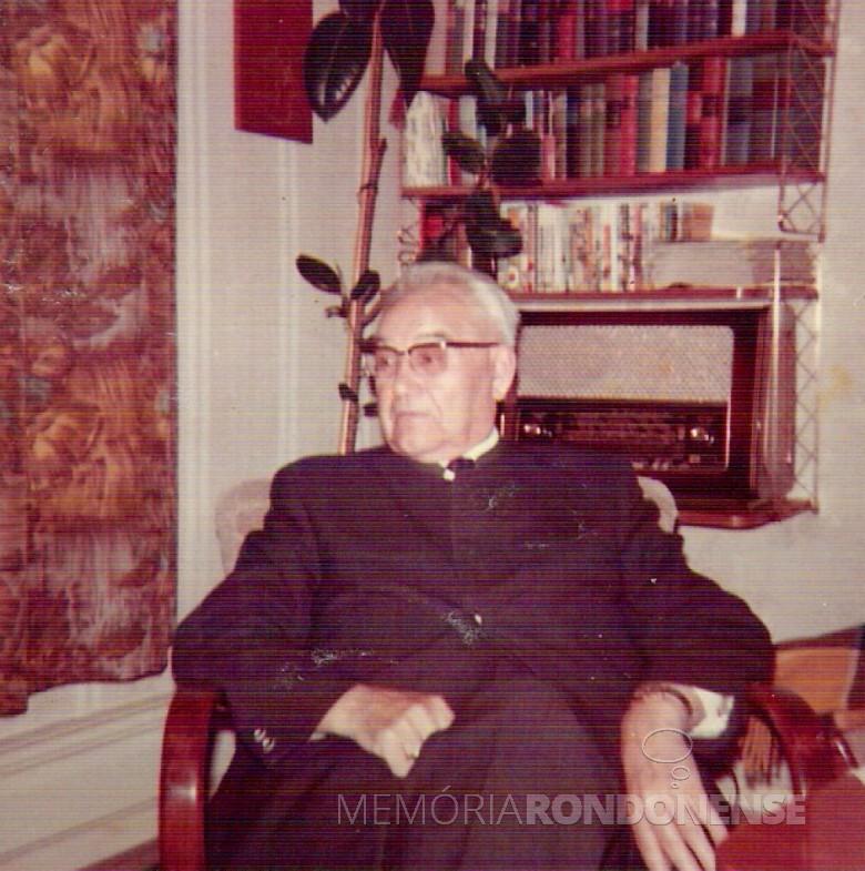 Dietrich Klagges, 1968.
