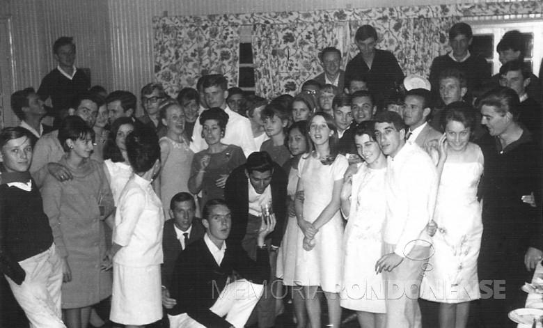 Juventude rondonense. 1963