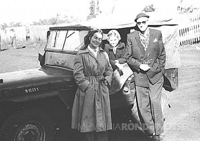 Hammi, Juta e Otto Klajns