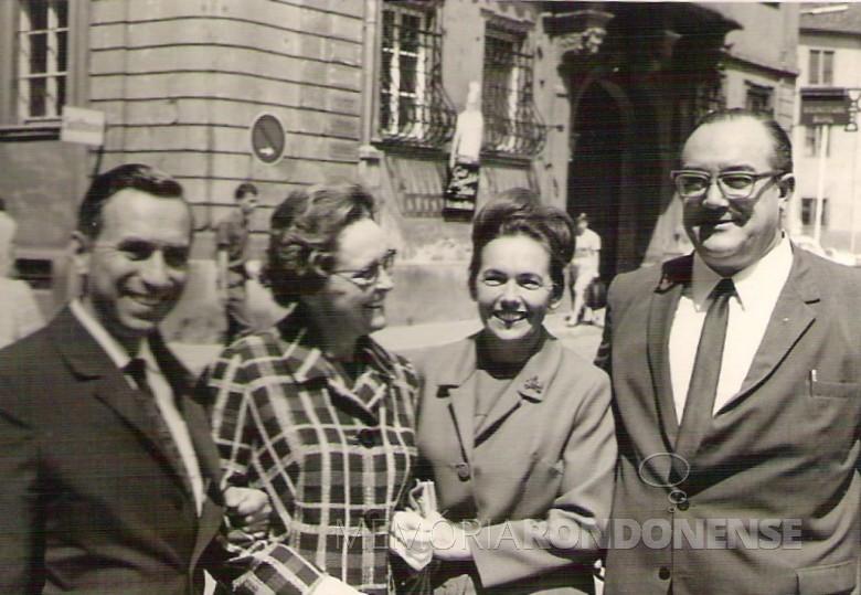 Dr. Seyboth, Wurtzburg, Alemanha. 1968.